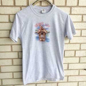 Kayomi Harai Kitten Graphic TShirt What's Up? S
